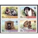 Guinea - loomad WWF, ahvid 2000, **