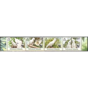 Solomon Islands - linnud WWF 2013, **