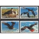 Nauru - linnud WWF 2008, **