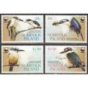 Norfolk Island - linnud WWF 2004, **