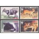 Libeeria - loomad WWF 2005, **