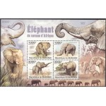 Burundi - loomad, elevandid 2011, **