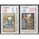 Põhja-Küprose Türgi - Europa 1980, **
