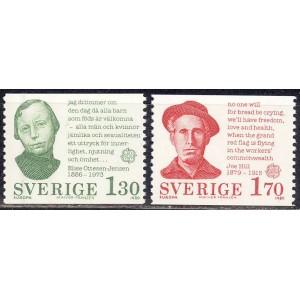 Rootsi - Europa 1980, **