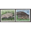 Luksemburg - Europa 1987, arhitektuur, **