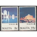 Malta - Europa 1987, arhitektuur, **