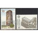 Hispaania - Europa 1987, arhitektuur, **