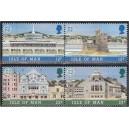 Isle of Man - Europa 1987, arhitektuur, **