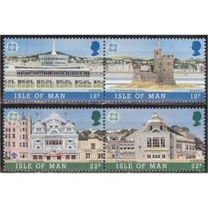 Isle of Man - Europa, arhitektuur 1987, **