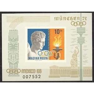 Ungari - olümpia 1968 ja 1972, lõigatud **