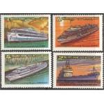 NSVL - laevad 1981, puhas (MNH)