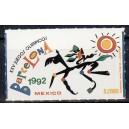 Mehhiko - Barcelona 1992 olümpia (II), **