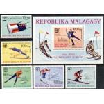 Madagaskar - Innsbruck 1976 olümpia, **