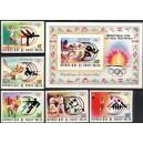 Ülem-Volta - Montreal 1976 olümpia, lõigatud **