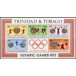 Trinidad ja Tobago - München 1972, MNH