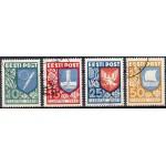 """Eesti 1940, """"Ühisabi"""" Caritas, templiga"""
