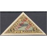 1923 Õhupost ületrükk 15m, puhas (MLH)