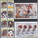 Tansaania - Barcelona 1992 olümpia I, **