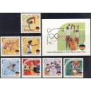 Madagaskar - Barcelona 1992 olümpia III, **