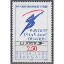Prantsusmaa - Albertville 1992 olümpia (XII), **