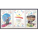 Andorra (prants.) - Barcelona 1992 olümpia, **