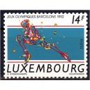 Luksemburg - Barcelona 1992 olümpia, **