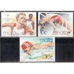 Malta - Barcelona 1992 olümpia, **