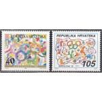 Horvaatia - Barcelona 1992 olümpia, **