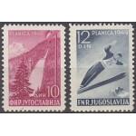 Jugoslaavia - talisport 1949, MNH