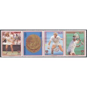 Paraguay - Seoul 1988 olümpia, IX **