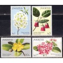 Mauritius - lilled 1977, **