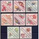 Kamerun - lilled 1963, **