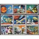 Paraguay - kosmos 1978, **