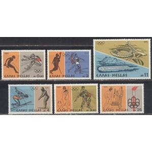 Kreeka - Montreal 1976 olümpia, **
