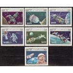Kampuchea - kosmos 1986, MNH