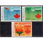Portugal - Montreal 1976 olümpia, **