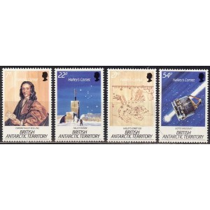 British Antarctic Territory - kosmos 1986, **
