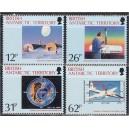 British Antarctic Territory - Antarktika uurimine 1991, **