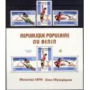 Benin - Montreal 1976 olümpia, **