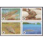 Palau - kahepaiksed, krokodillid 1994, **
