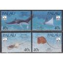 Palau - kalad raid 1994, **