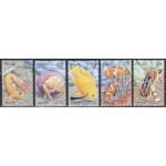 Palau - kalad ja krabid 1987, **