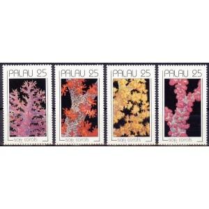 Palau - korallid 1990, **