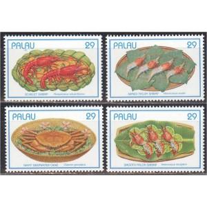 Palau - krabid 1993, **