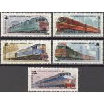 NSVL - rongid 1982, puhas (MNH)