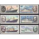 NSVL - laevad 1980, puhas (MNH)