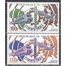Mali - rong ja lennuk 1974, **