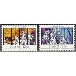 Island - Europa, arhitektuur 1987, **