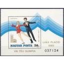 Ungari - Lake Placid 1980 olümpia, **