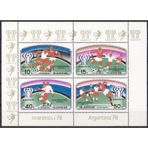 Põhja-Korea - jalgp. MM, Argentiina ´78, I **